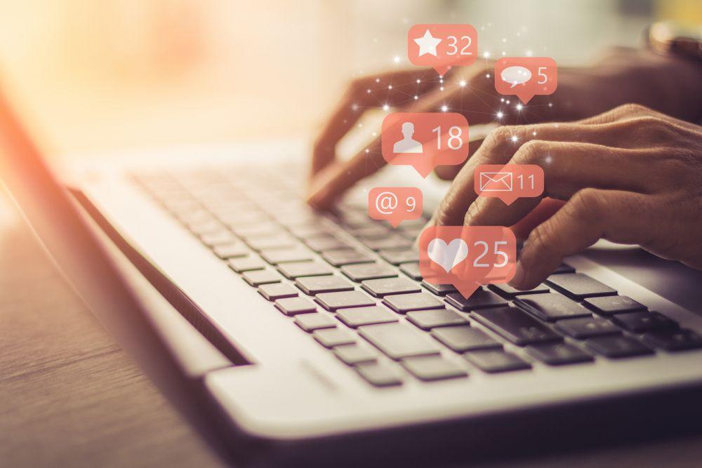 Typende vingers - wanneer is bloggen verstandig?