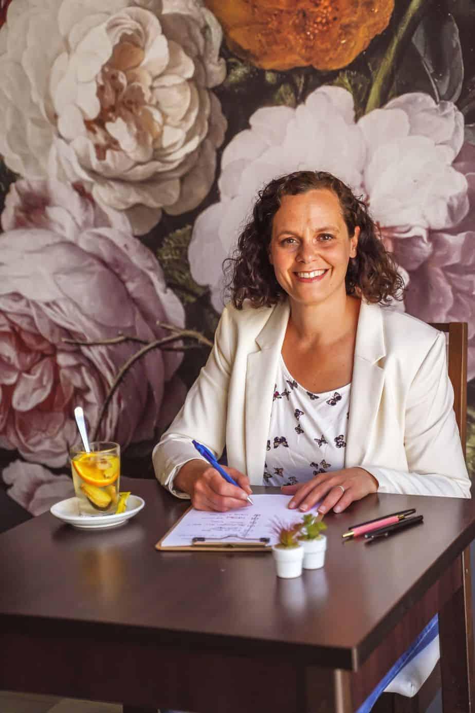 Profbloggers Sjoukje Bakker - blogcoaching