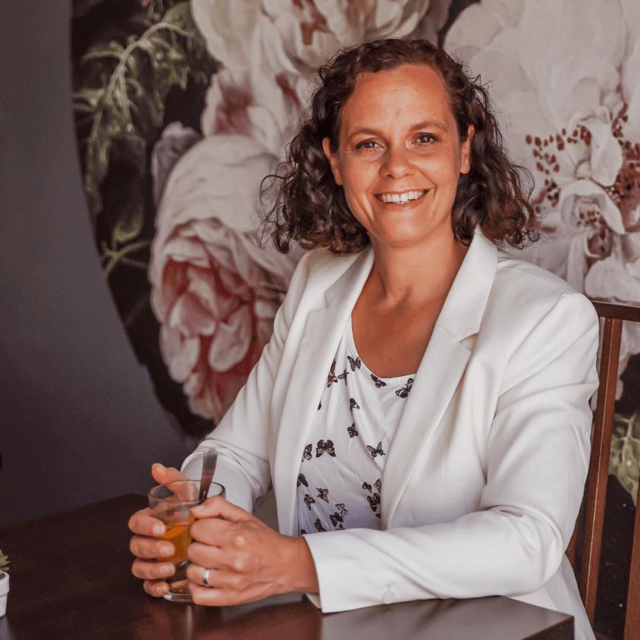 Sjoukje Bakker - strategisch blogcoach