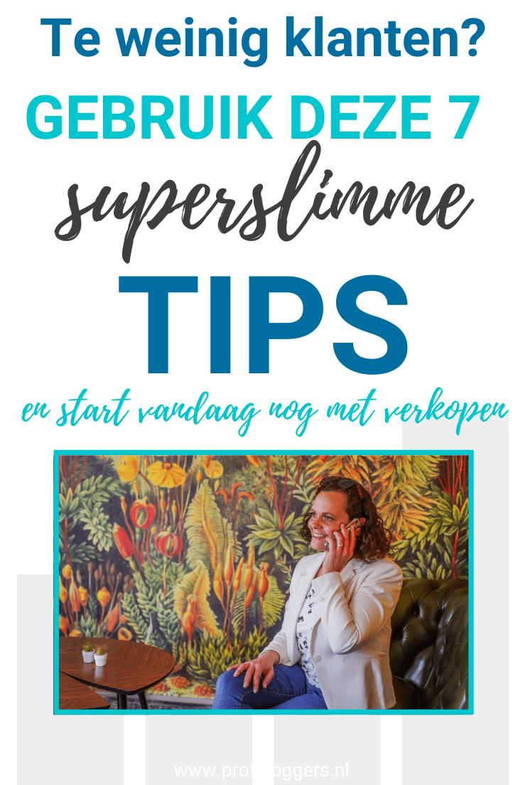 Wil jij meer klanten? Gebruik deze 7 superslimme tips
